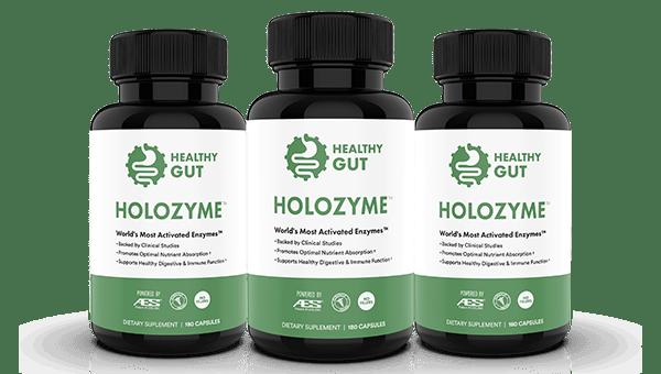 3 Additional Bottles of Holozyme